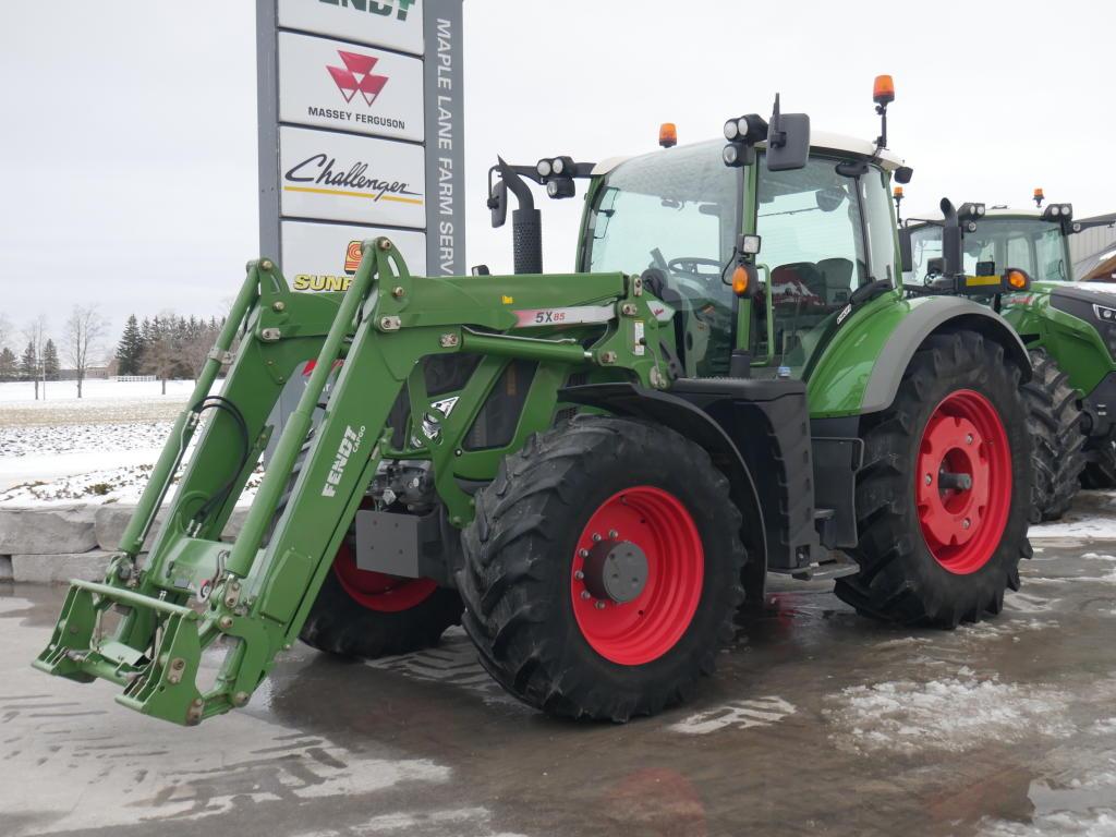 2016 Fendt 716 - Tractor