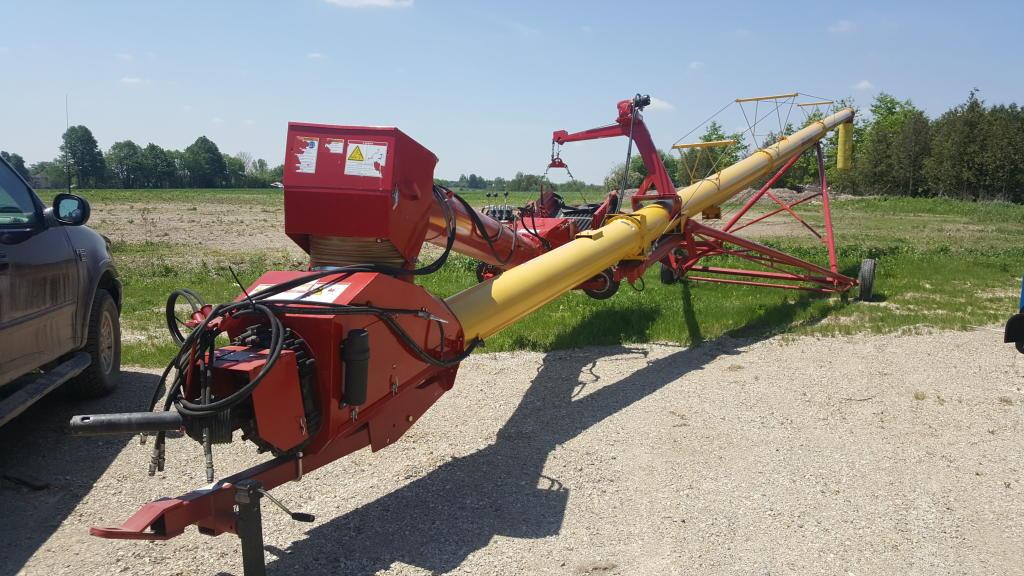 Westfield MKX130-74 - Grain Auger