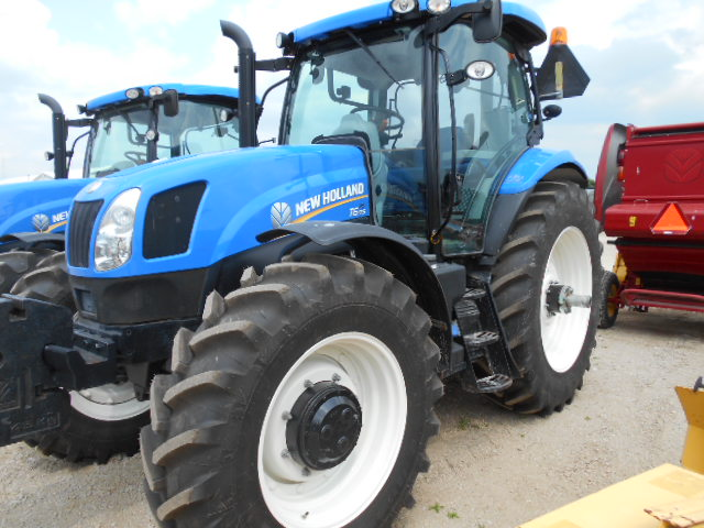 2014 New Holland T6.175 - Tractor