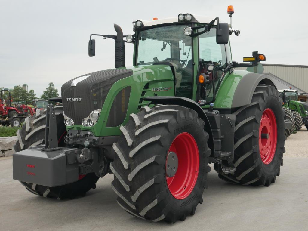 2013 Fendt 930 - Tractor