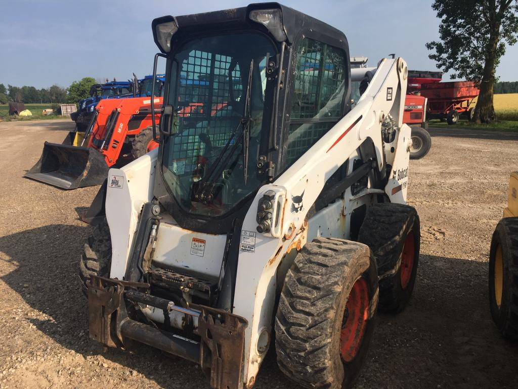 2013 Bobcat S650 - Skid Steer