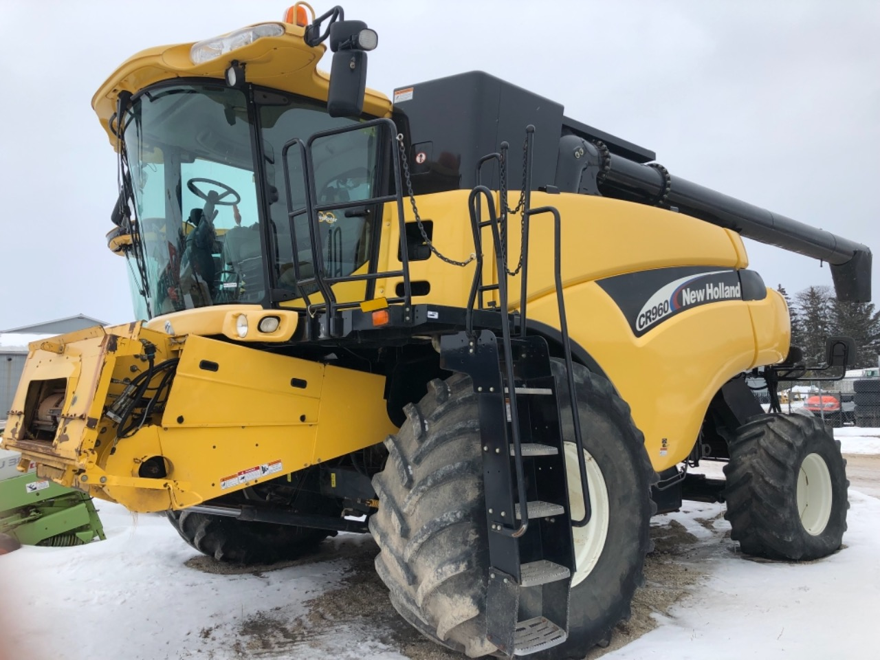 New Holland CR960 - Combine