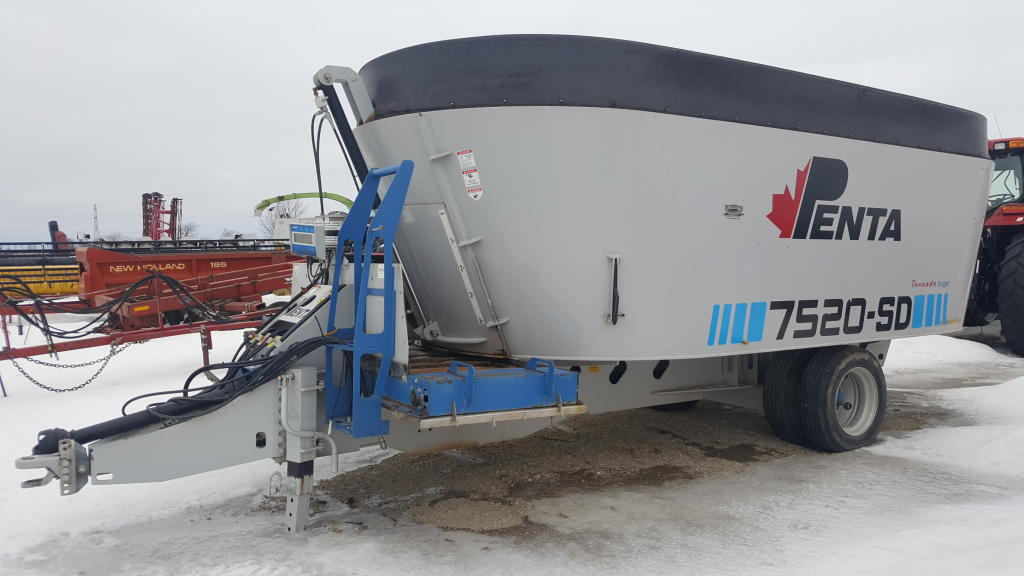 Penta 7520SD - Vertical Mixer