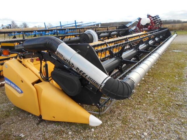 2013 New Holland 740CF - Head - Flex