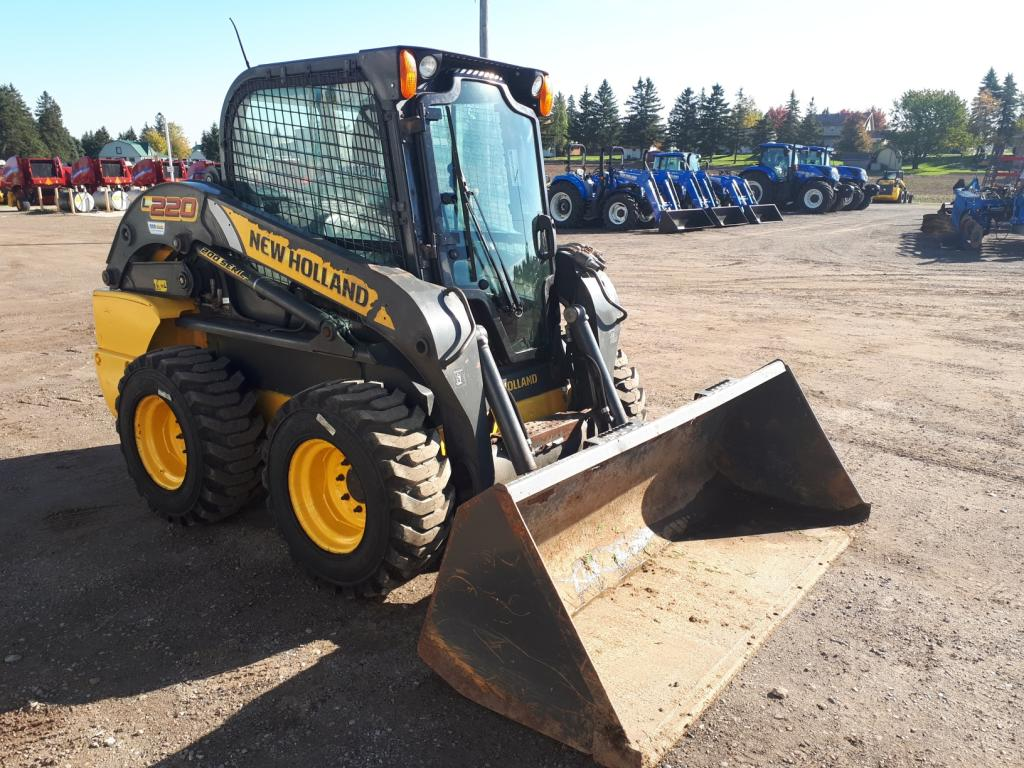 ESM | Used Tractors & Balers, Tillage Equipment & Implement
