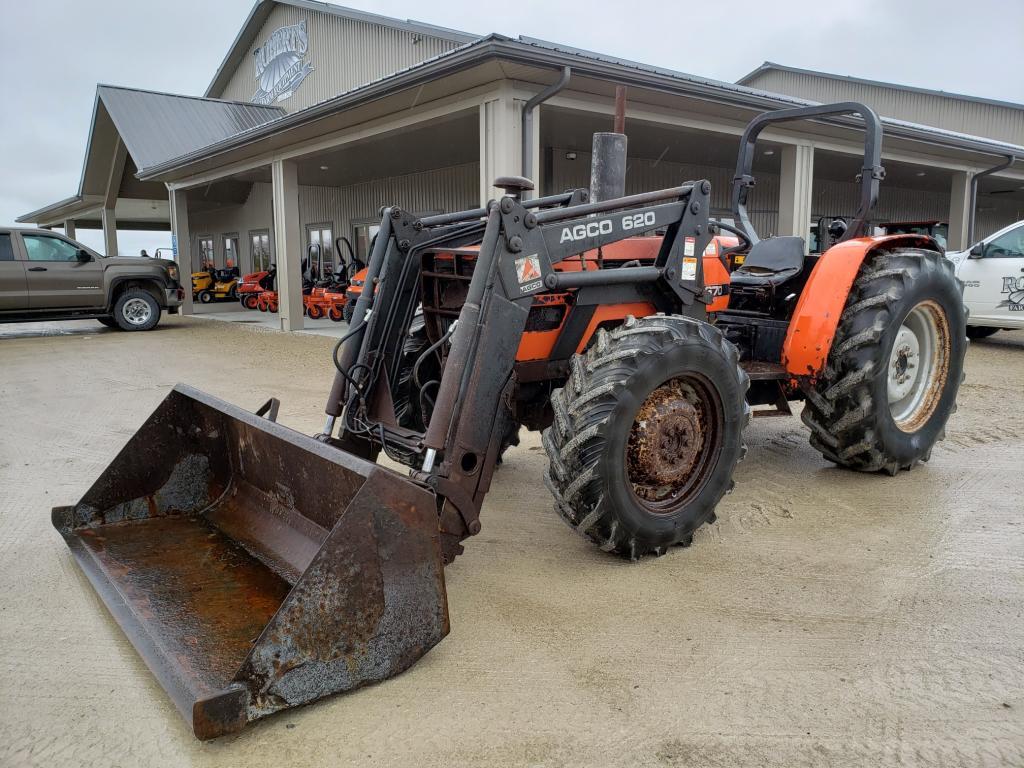 1996 Agco 5670 - Tractor