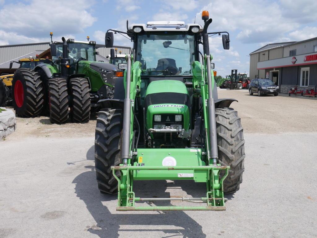 Deutz Fahr AgroFarm 430 - Tractor