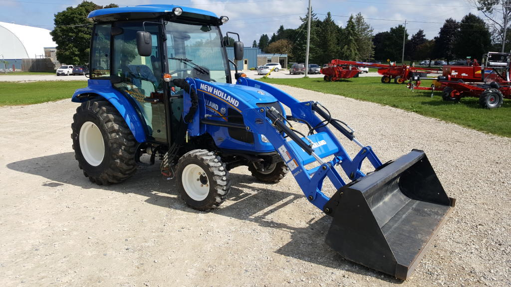 New Holland BOOMER 37 - Compact Tractor