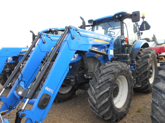 New Holland T7.190 - Tractor