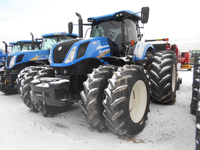 New Holland T.290 - Tractor