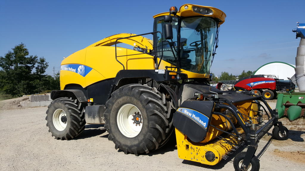2012 New Holland FR9050 - Harvester - Self Propelled
