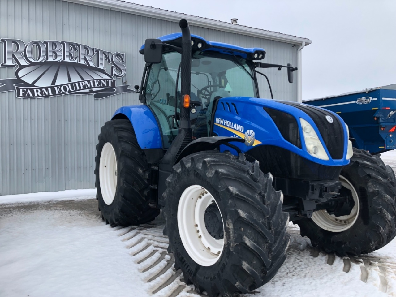 New Holland T6.180 - Tractor