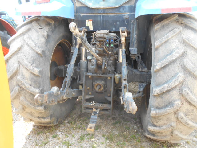 New Holland T6.155 - Tractor