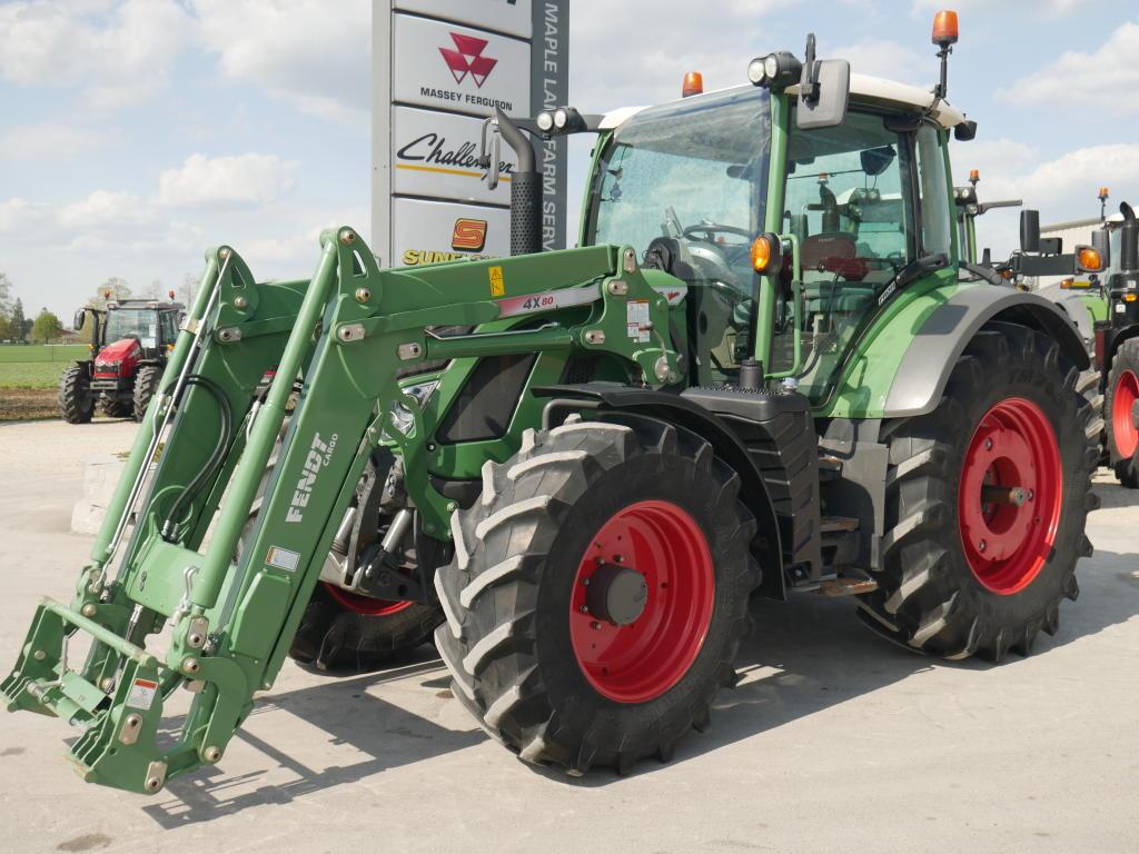 2016 Fendt 513 - Tractor