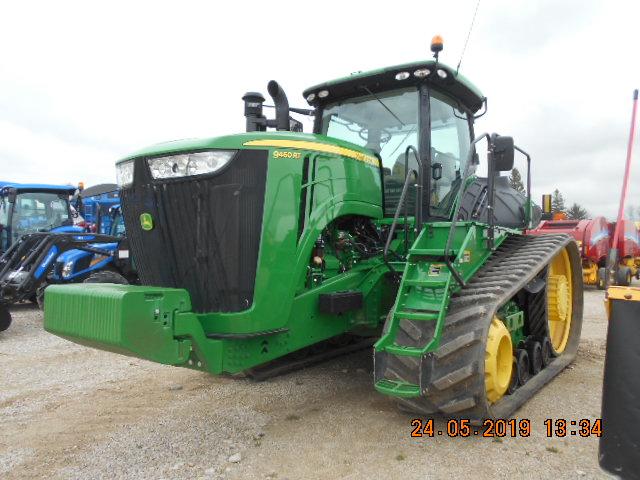 2014 John Deere 9460RT - Tractor