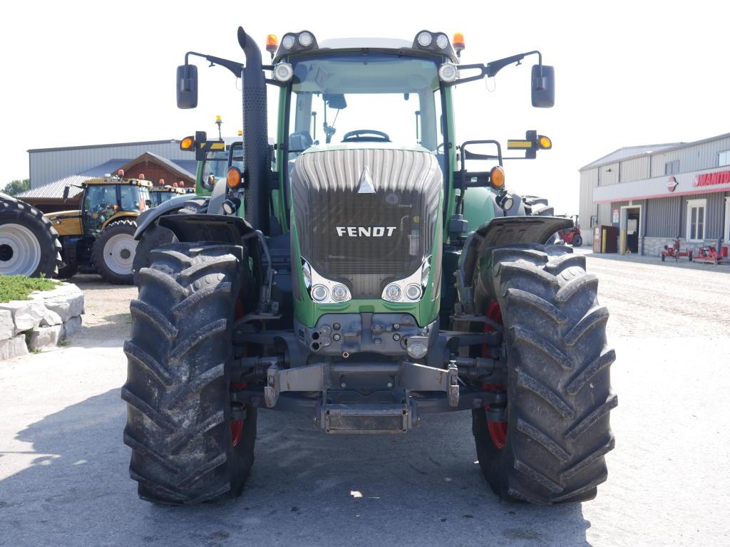 2007 Fendt 936 - Tractor