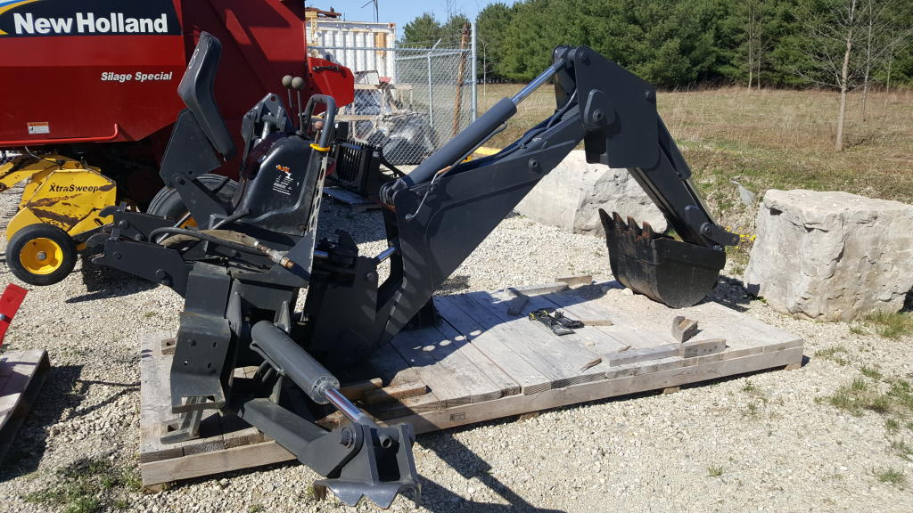 New Holland - Misc. Backhoe Attachment