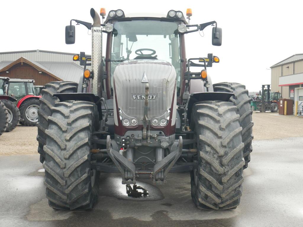 2009 Fendt 936 - Tractor