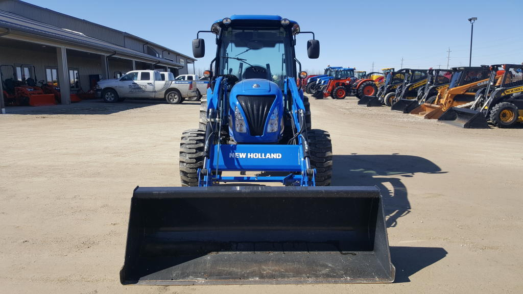 New Holland BOOMER 47 - Compact Tractor