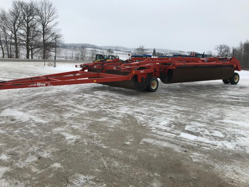 2011 Riteway 47FT - Land/Turf Roller