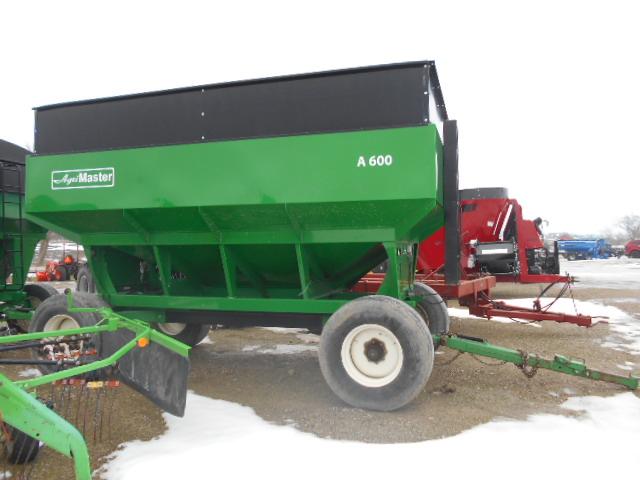 AgriMaster 600 - Gravity Box