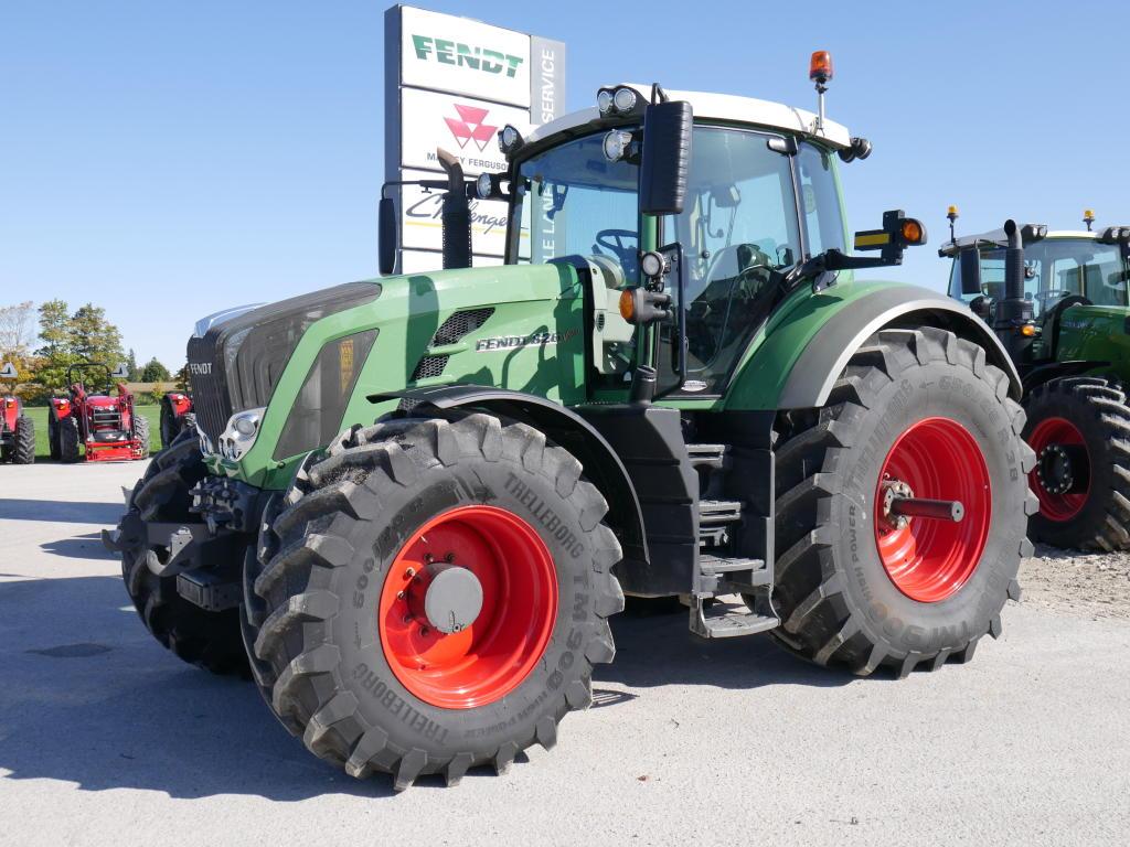 2013 Fendt 826 - Tractor