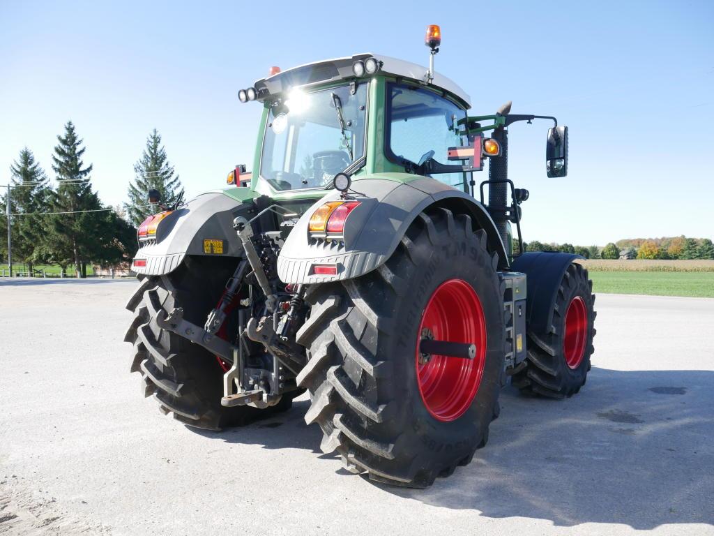 2013 Fendt 826 - Tractor Image 4