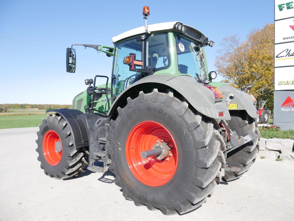 2013 Fendt 826 - Tractor Image 7