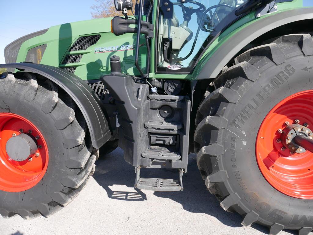 2013 Fendt 826 - Tractor Image 8
