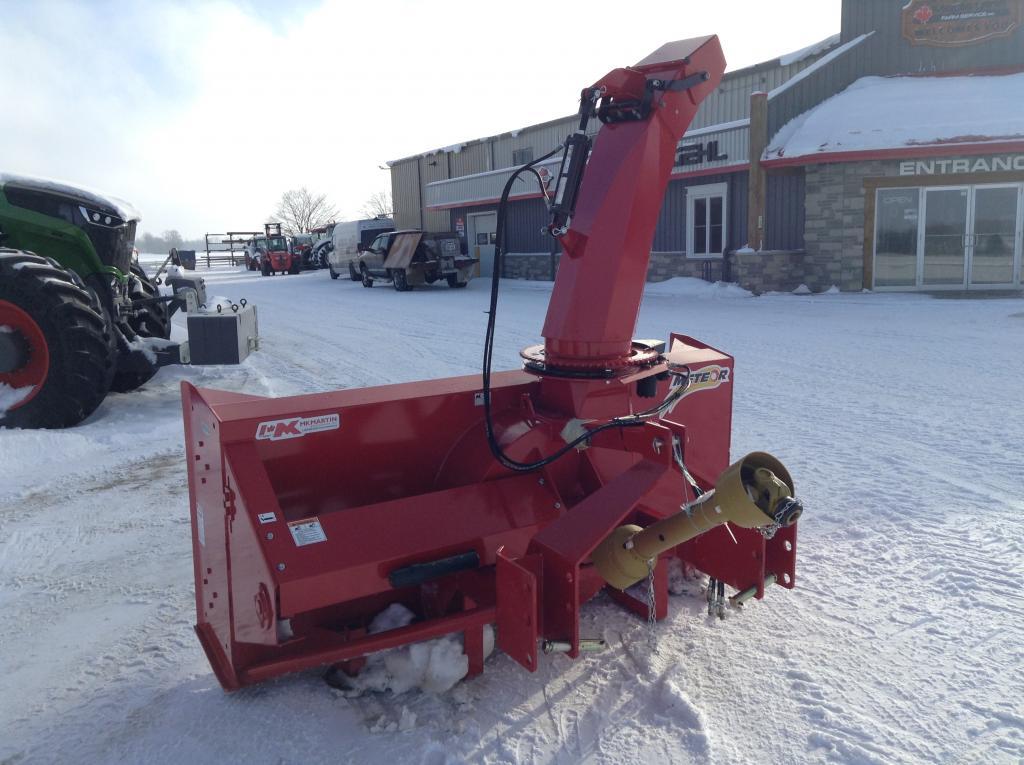 Snow Blower Found : ″ meteor sb d snow blower maple lane farm service