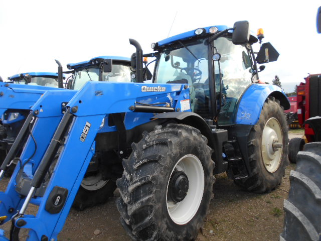 2014 New Holland T6.165 - Tractor