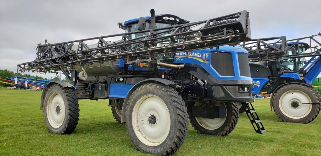 2014 New Holland SP275 - Sprayer - Self Propelled