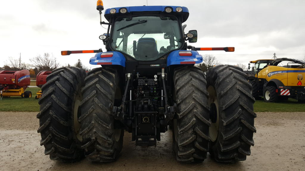 New Holland T7.250 - Tractor