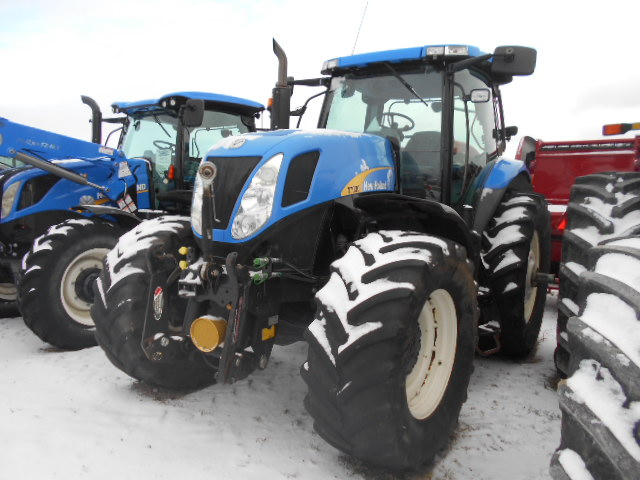 2007 New Holland T7030 - Tractor