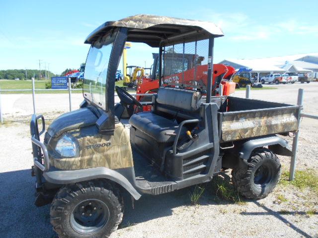 2013 Kubota RTV 900 - Utility Vehicle