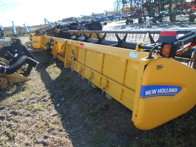 New Holland 740CF - Head - Flex
