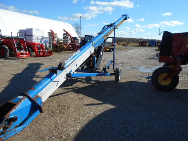 2011 Brandt 1545 LP - Conveyor - Belt