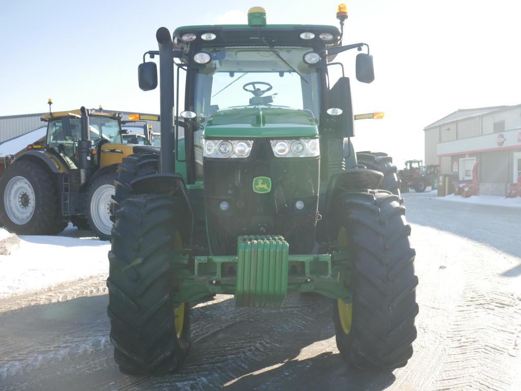 2012 John Deere 7260R - Tractor