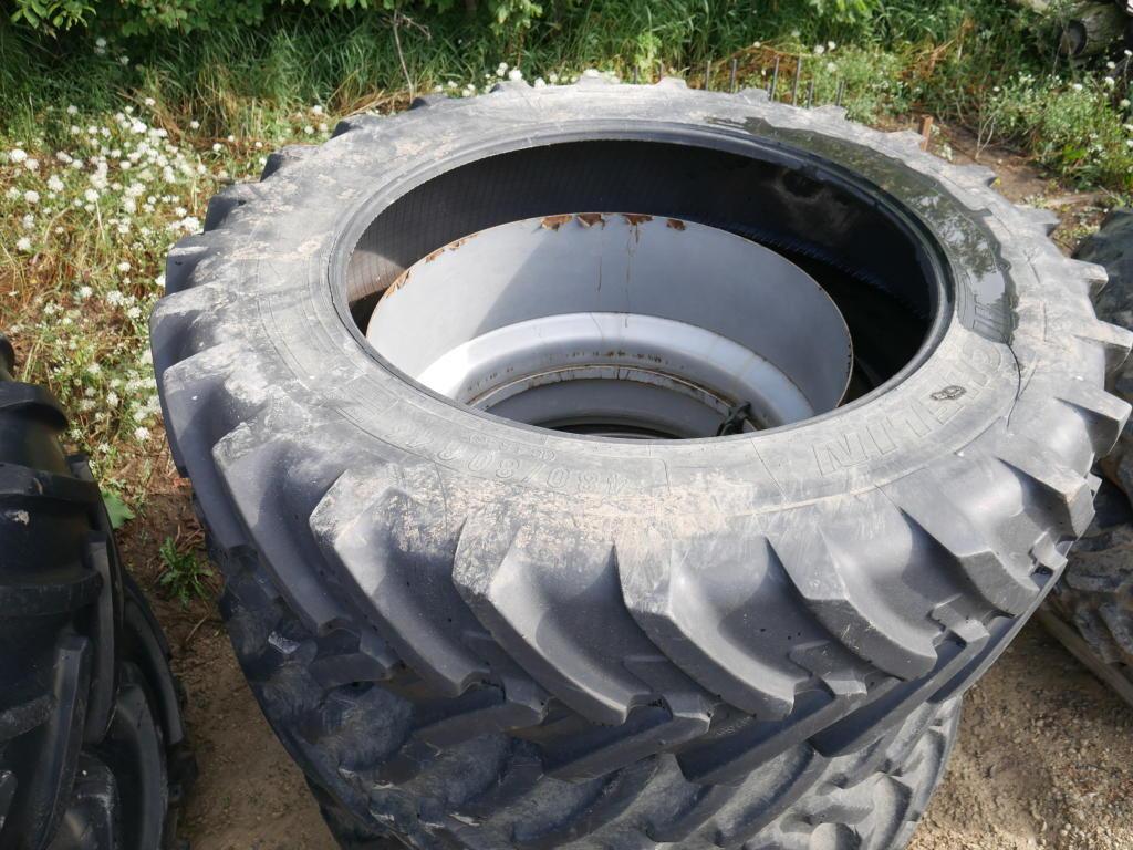 Michelin Single 480/80R46 - Tires