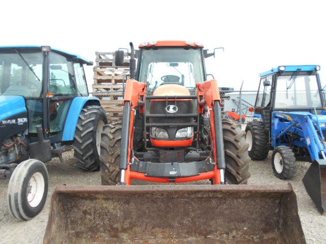 2012 Kubota M100 XDTC - Tractor