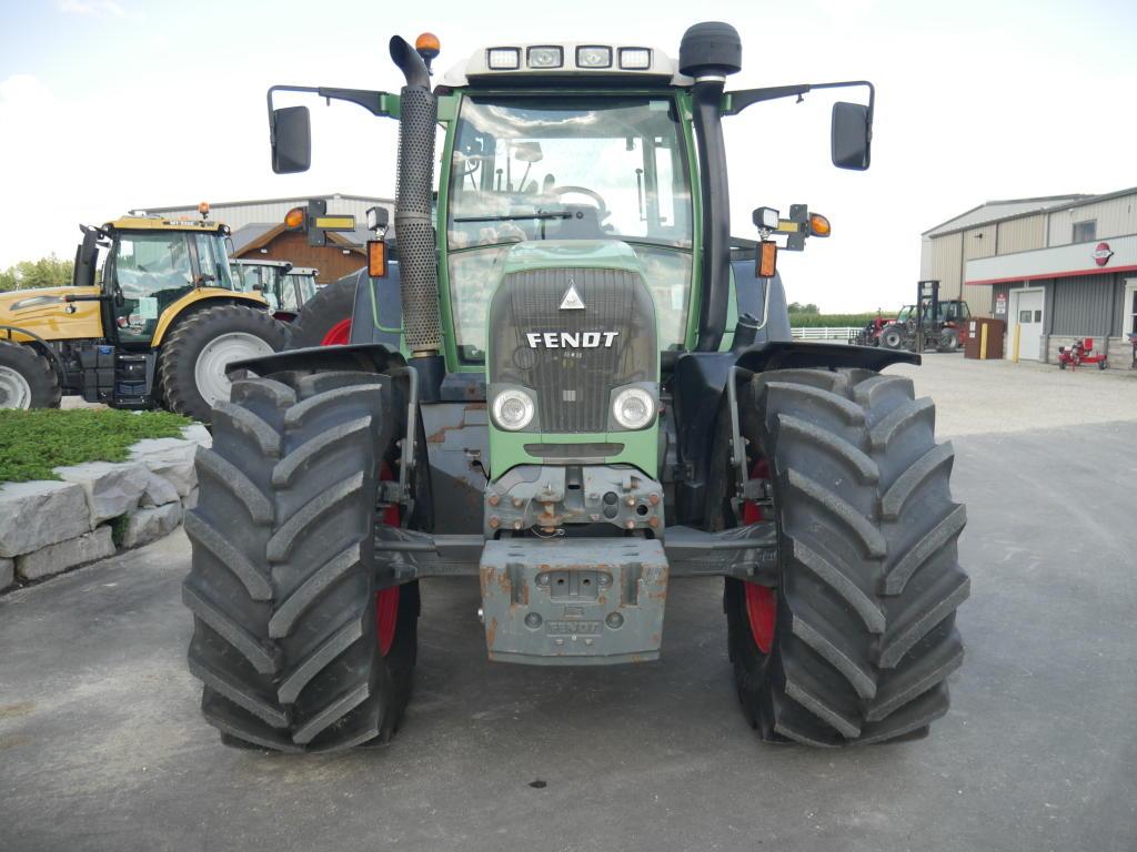 2008 Fendt 820 - Tractor