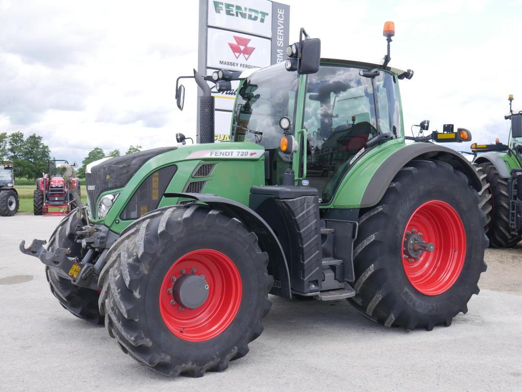2013 Fendt 720 - Tractor