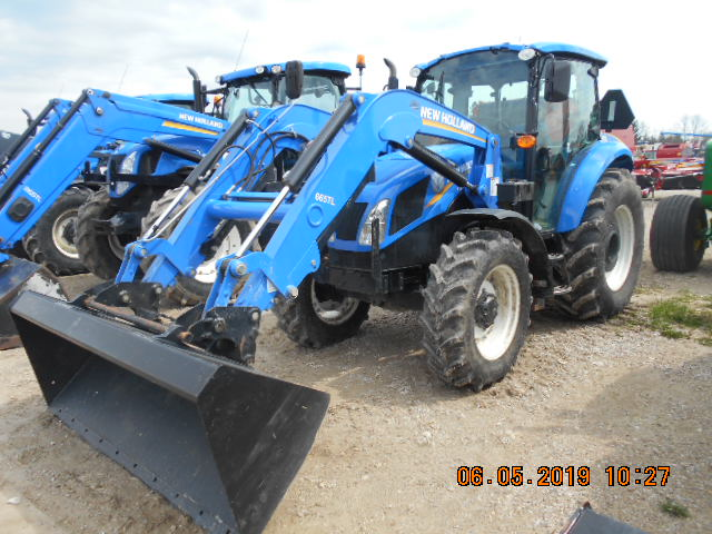 New Holland T4.115A - Tractor