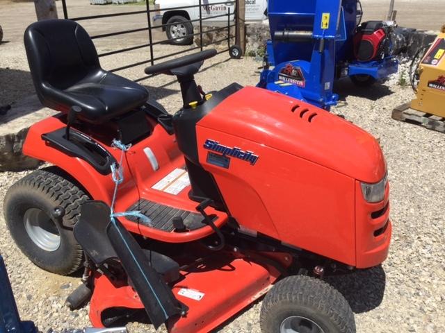 Simplicity 2652 - Tractor - Lawn/Garden
