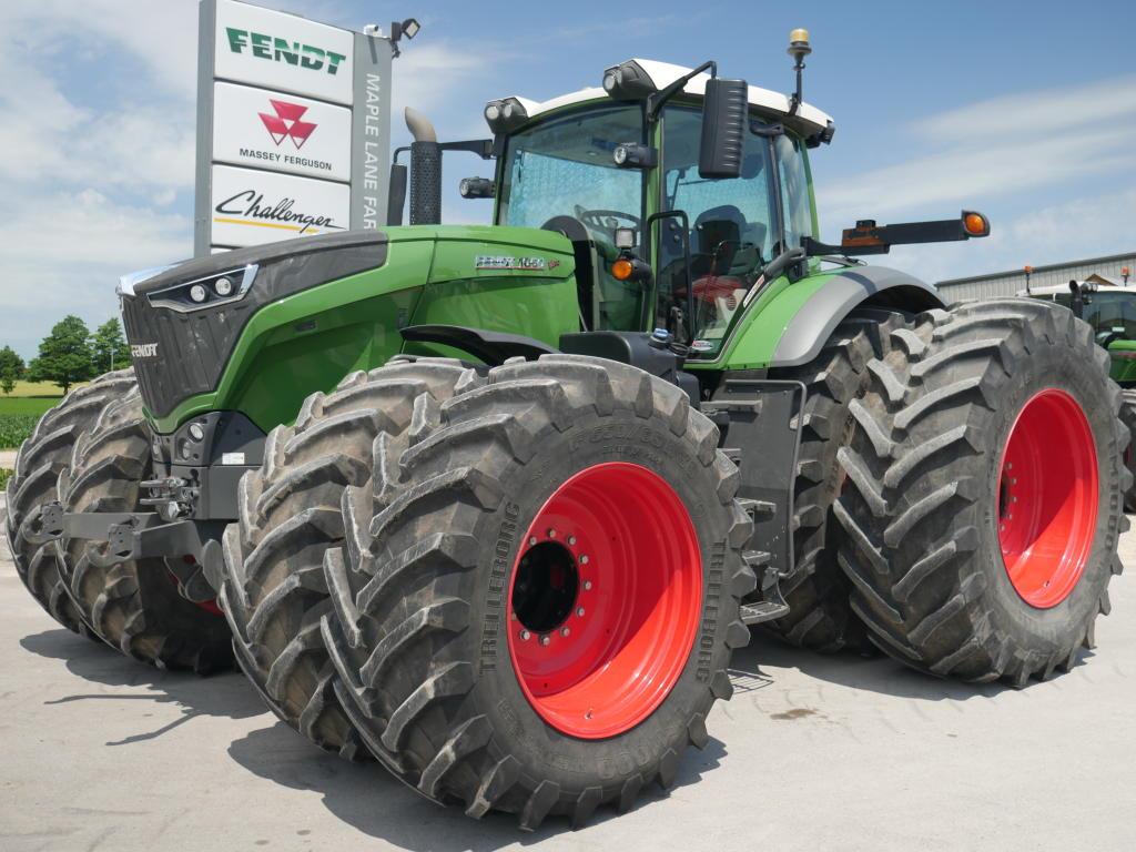 2018 Fendt 1050 - Tractor