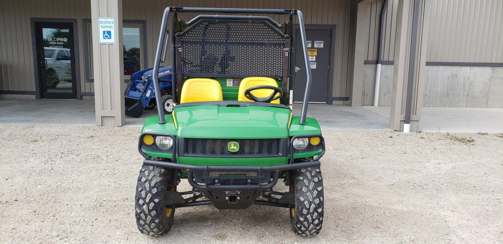 2007 John Deere XUV 850D - Utility Vehicle