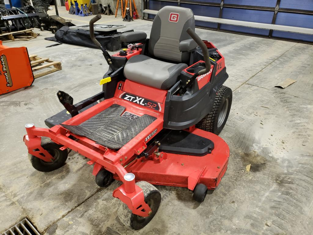 2016 Gravely ZTXL 52 - Mower - Zero Turn