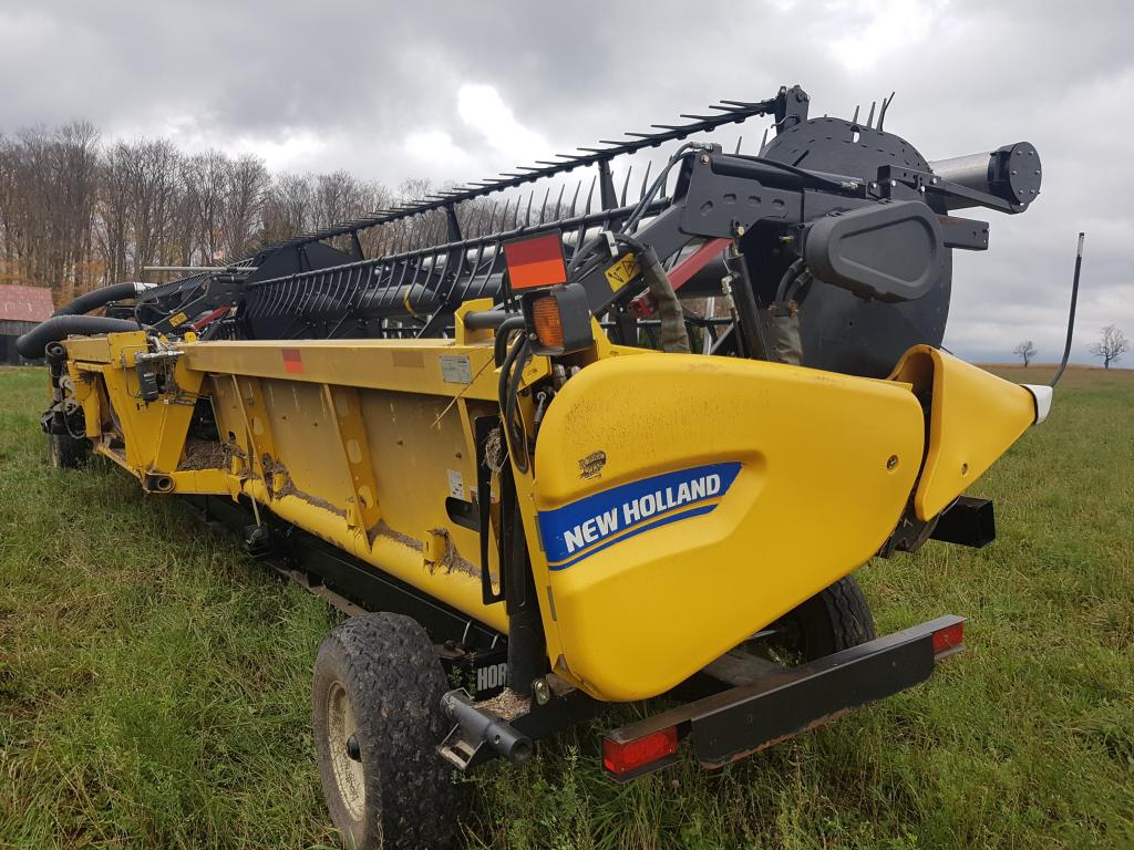2014 New Holland 880F - Head - Flex