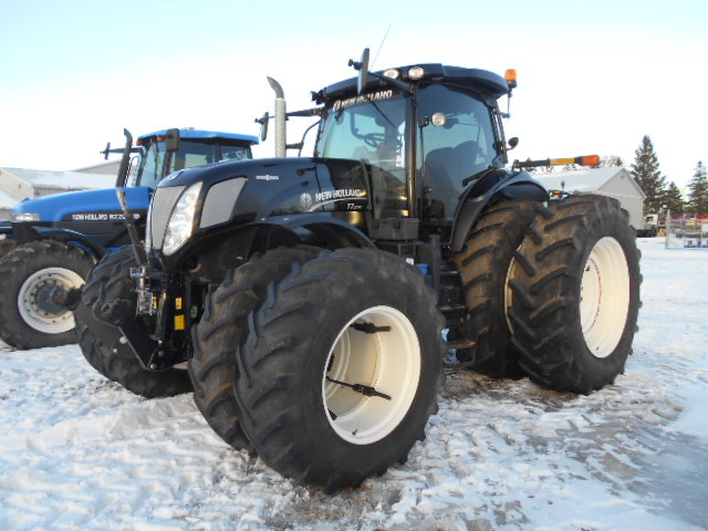 2013 New Holland T7.270 - Tractor