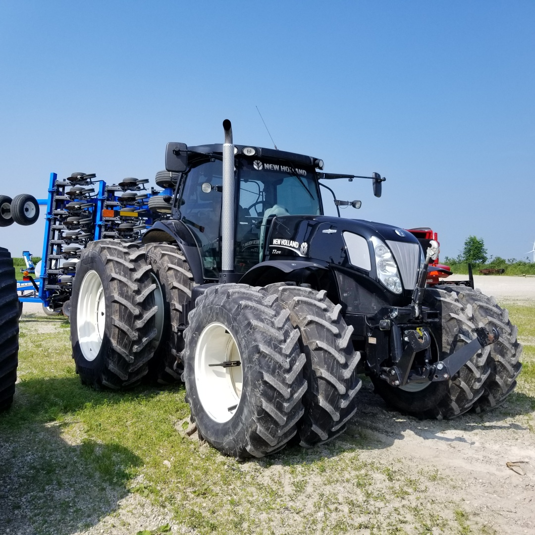 Roberts Farm Equipment | 2013 New Holland T7 270 – Tractor